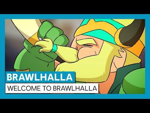 Brawlhalla Animated Short | Welcome to Brawlhalla