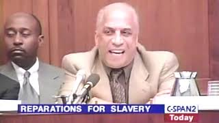Reparations for Slavery Excerpt Dr Claud Anderson of Powernomics and The Harvest Institute