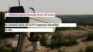 What are the Advantages of CCTV Maintenance Dubai?