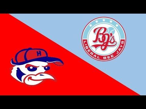 Game 16: Hays Larks @ Liberal Bee Jays