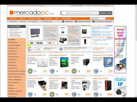 Visita MercadoPC.com - Tienda online de informática, electrónica, imagen y sonido...