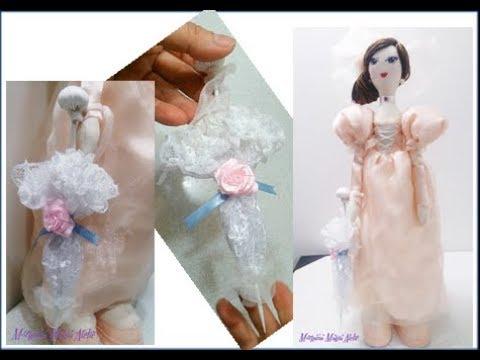 Sombrinha para boneca