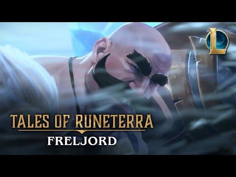 "Tales of Runeterra: Freljord | ""The Raid"""