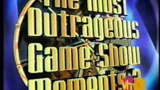 The Most Outrageous Game Show Moments 3 Part 1