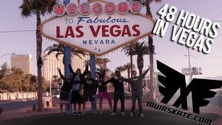 48 Hours in Vegas | Spring Break 2013 | MuirSkate Longboard Shop