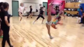 My Dance Choreography to 'Cinema' - 2012. Vanessa Presta