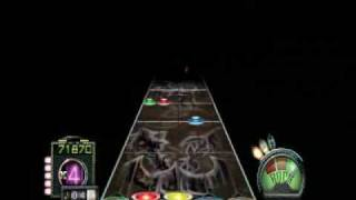 Paul Gilbert Down To Mexico 217k Guitar Hero 3 Custom