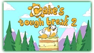Adventure Time - Cake's Tough Break 2 [ Full Games ] - Adventure Time Games ᴴᴰ