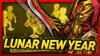 Knights and Dragons - FUSING LEGACY OF PANHU T10!! Power Leveling w/MAXED Bling. LUNAR EVENT ARMOR!