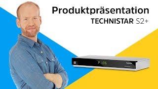 TECHNISTAR S2+ | HDTV-fähiger DigitalSat-Receiver mit integriertem HD+ | TechniSat