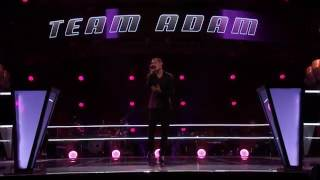 The voice chris jamison knockout