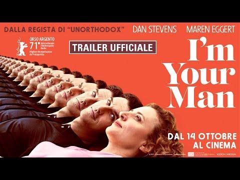 I'm Your Man – Il trailer ufficiale italiano