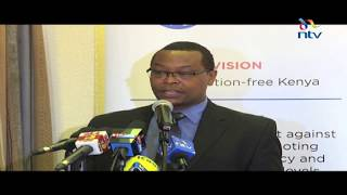 Kenya's graft rank improves slightly - VIDEO