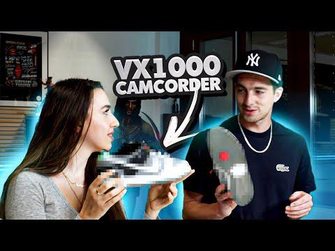 "On te présente la Nike SB Dunk Low Pro ""VX1000 Camcorder"""