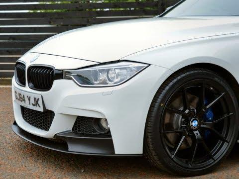 BMW 320d E90 remap acceleration 0-100km stage 2 - смотреть онлайн на
