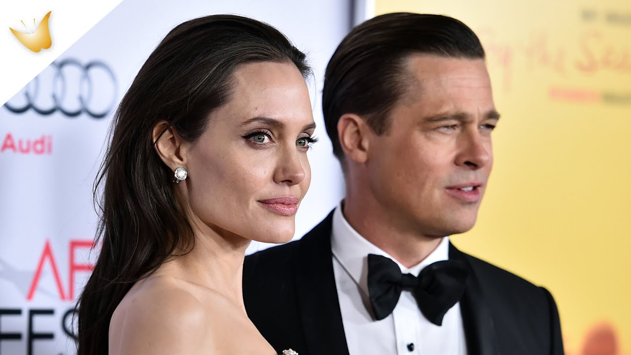 Angelina Jolie y Brad Pitt | Top 5 de parejas de San Valentín