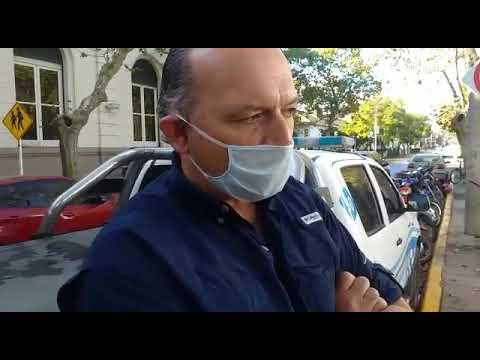 Videos. Berni recaliente con el intendente de Zárate: se fue sin que lo atiendan y con duras críticas
