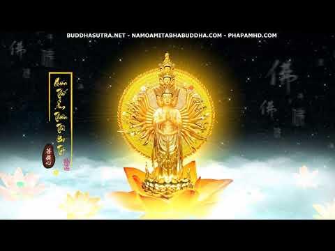 Diễn Đọc Chú Đại Bi Tâm Đà La Ni (Maha Karunika citta Dharani) 21 biến - v2