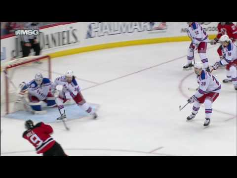 Hall roofs puck on Raanta mid fall