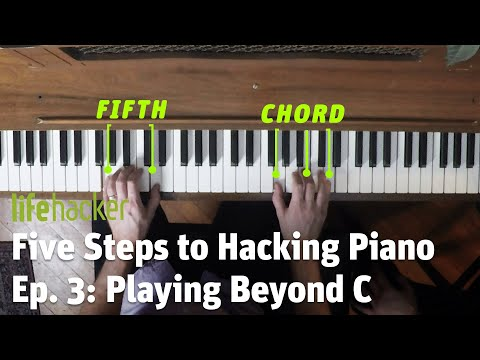 How To Fake Playing Piano: Lesson 3