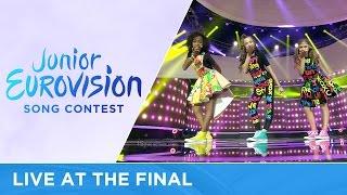 Kisses - Kisses & Dancin' (The Netherlands) LIVE Junior Eurovision 2016