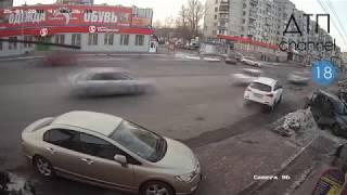 Подборка ДТП аварий за 15. 03. 2018 г.  на регистратор.