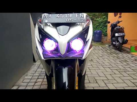 Video old vario 125 modif minimalis dari TMG