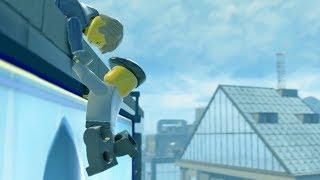 Чейз Маккейн лучший полицейский! Прохождение игры Лего сити. LEGO City Undercover серия 3