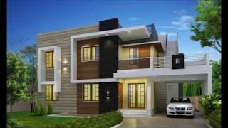 Modern Contemporary House Elevations 2020