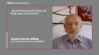 Korwin-Mikke: Nie idę na wybory, a moi zwolennicy niech robią co chcę