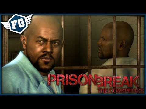 Útěk Z Vězení: Spiknutí - Překažená Soulož