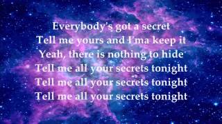 Austin mahone Secret lyric