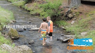 Campground Accounting–Family Transitions