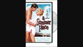 """ANDY WILLIAMS - THEME FROM """"A SUMMER PLACE"""" 1962"""