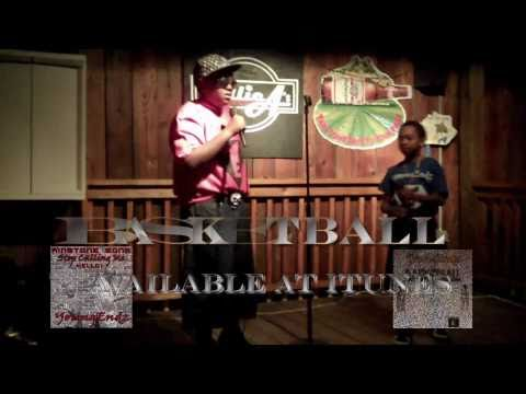 BASKETBALL   Performed  LIVE  by  YoungEndz