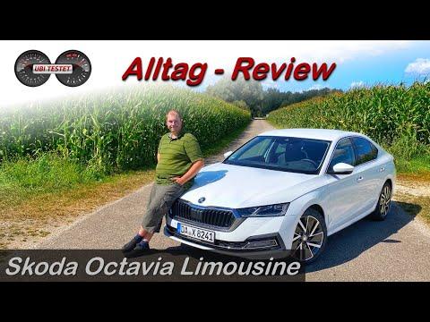 Braucht es da wirklich den Combi? Skoda Octavia 1.5 TSI Limousine im Test   Review - Fahrbericht