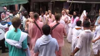 2013 – Ratha-yatra Vrindavan