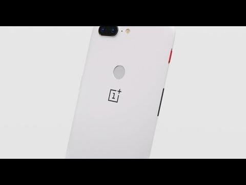 OnePlus 5T Sandstone White ufficiale in Italia dal 9 gennaio a 559 euro
