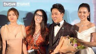 CẢ SHOWBIZ kéo đi xem phim Trấn Thành & Lan Ngọc: Hà Hồ, Hariwon, Chi Pu, Hòa Minzy, Việt Hương