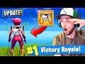 NEW *LEAKED* BACKPACKS in Fortnite: Battle Royale! (HUGE UPDATE)