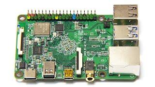 Rock Pi 4C: Dual Display M.2 NVMe SBC
