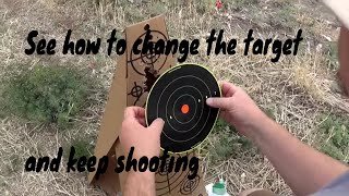 Changing the Target Video