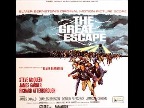 Finale - Elmer Bernstein (The Great Escape)