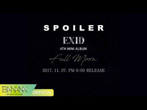 [EXID(이엑스아이디)] '덜덜덜' SPOILER #01