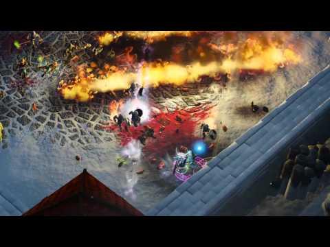Gameplay de Magicka 2: Ice, Death and Fury