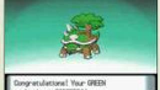 Grotle  - (Pokémon) - GROTLE evolve in to TORTERRA