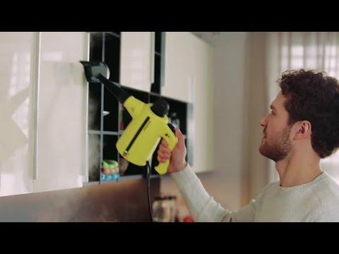 Produktvideo | Silvercrest Handdampfreiniger | Lidl lohnt sich