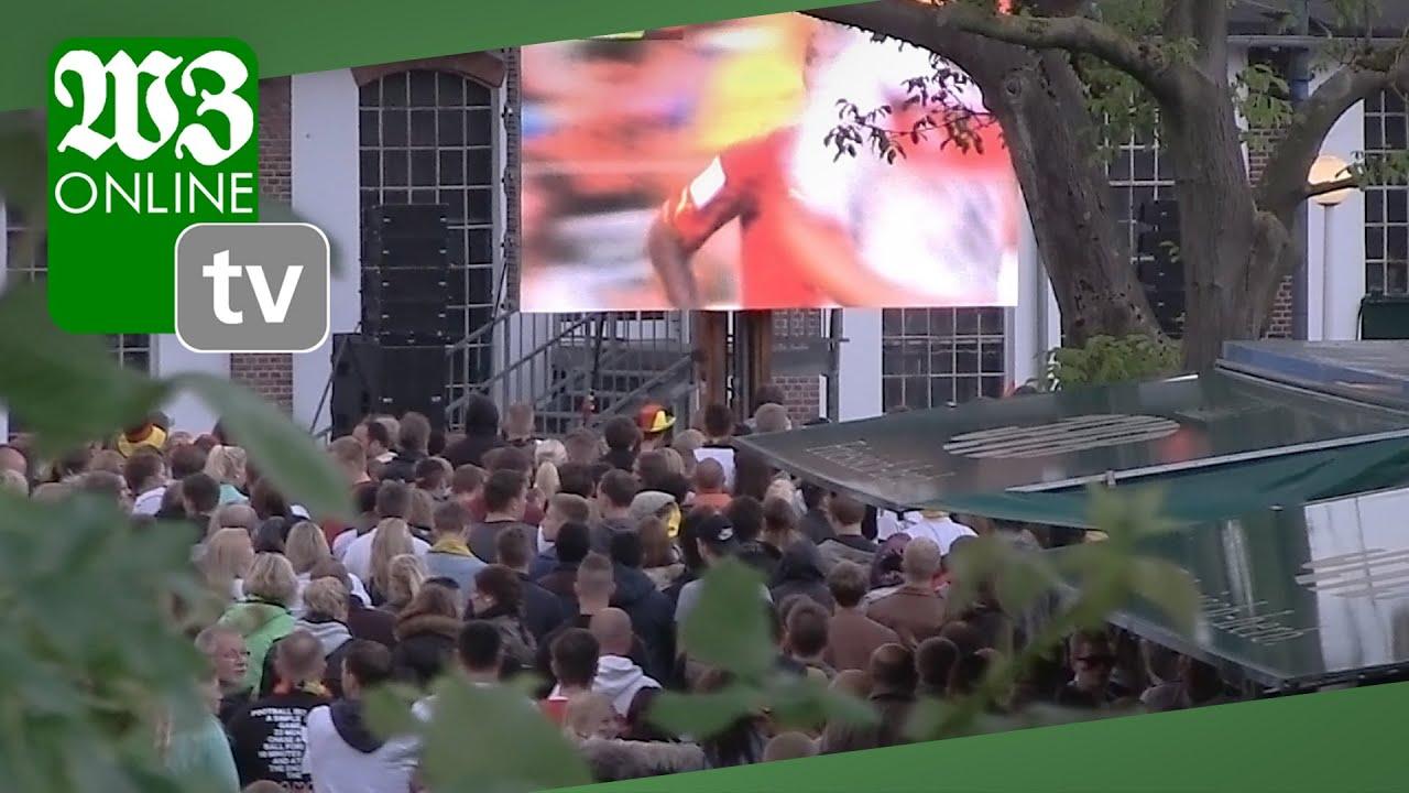 PUBLIC VIEWING IN WILHELMSHAVEN – WM 2014