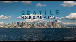 Seattle Hyperlapse / Timelapse
