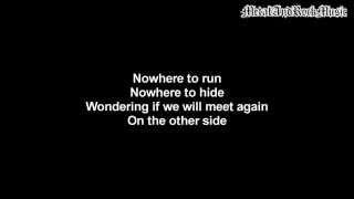 Black Sabbath - God Is Dead?   Lyrics on screen   HD